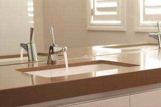 custom bathoom cabinet