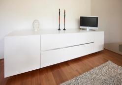 custom joinery entertainment tv unit