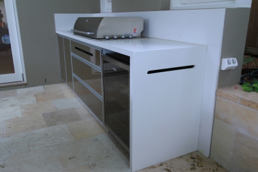 custom joinery outdoor kitchen bbq 1