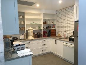 custom kitchen butler's pantry